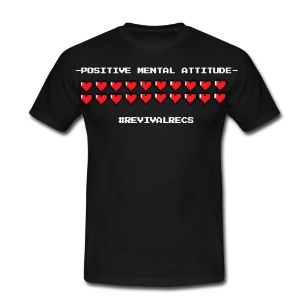 Positive Mental Attitude T-Shirt + Free MP3s