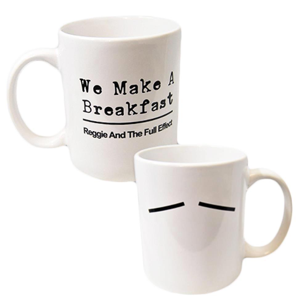 We Make A Breakfast White Mug