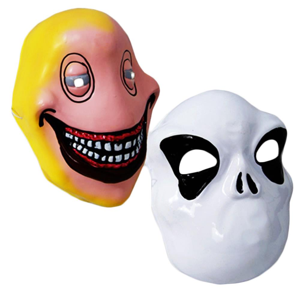 Chuckles/Mr. Squeezy Masks