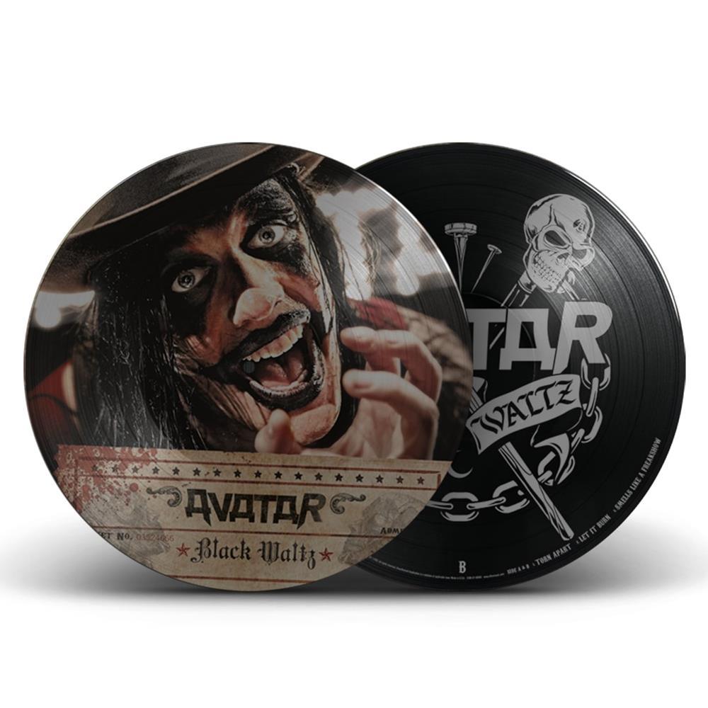 Black Waltz PD Picture Disc