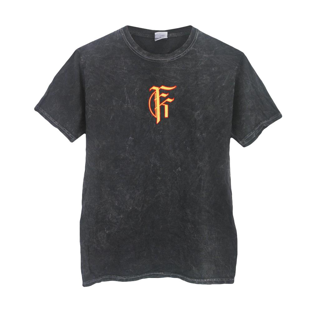 Tiger Acid Wash Black