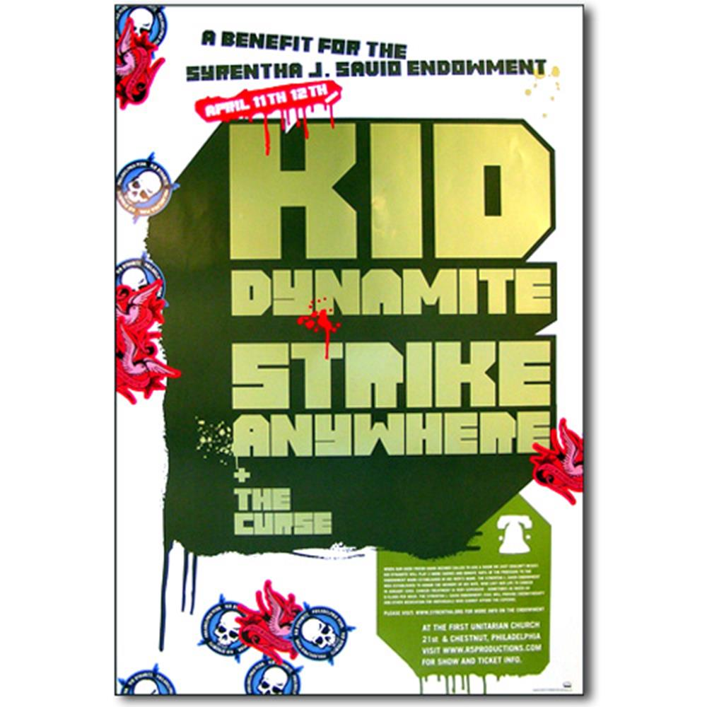 Kid Dynamite/Strike Anywhere '03