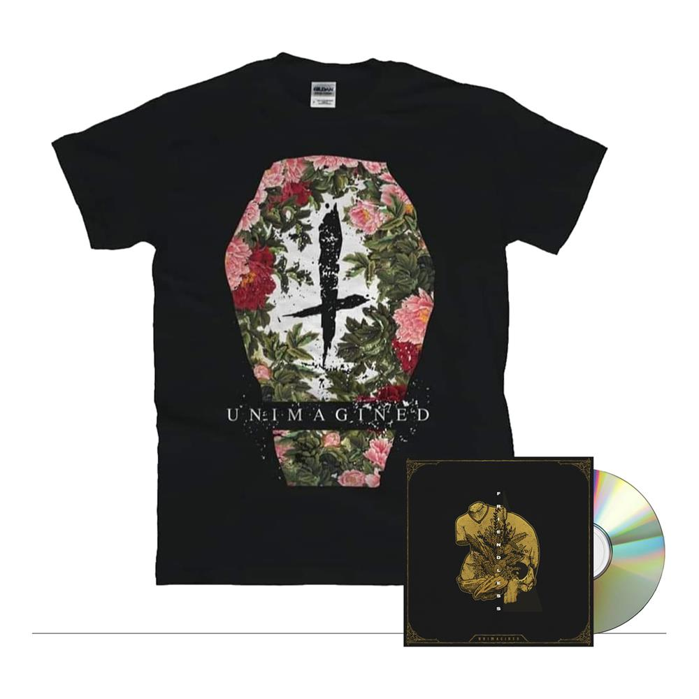 Friendless CD + T-Shirt