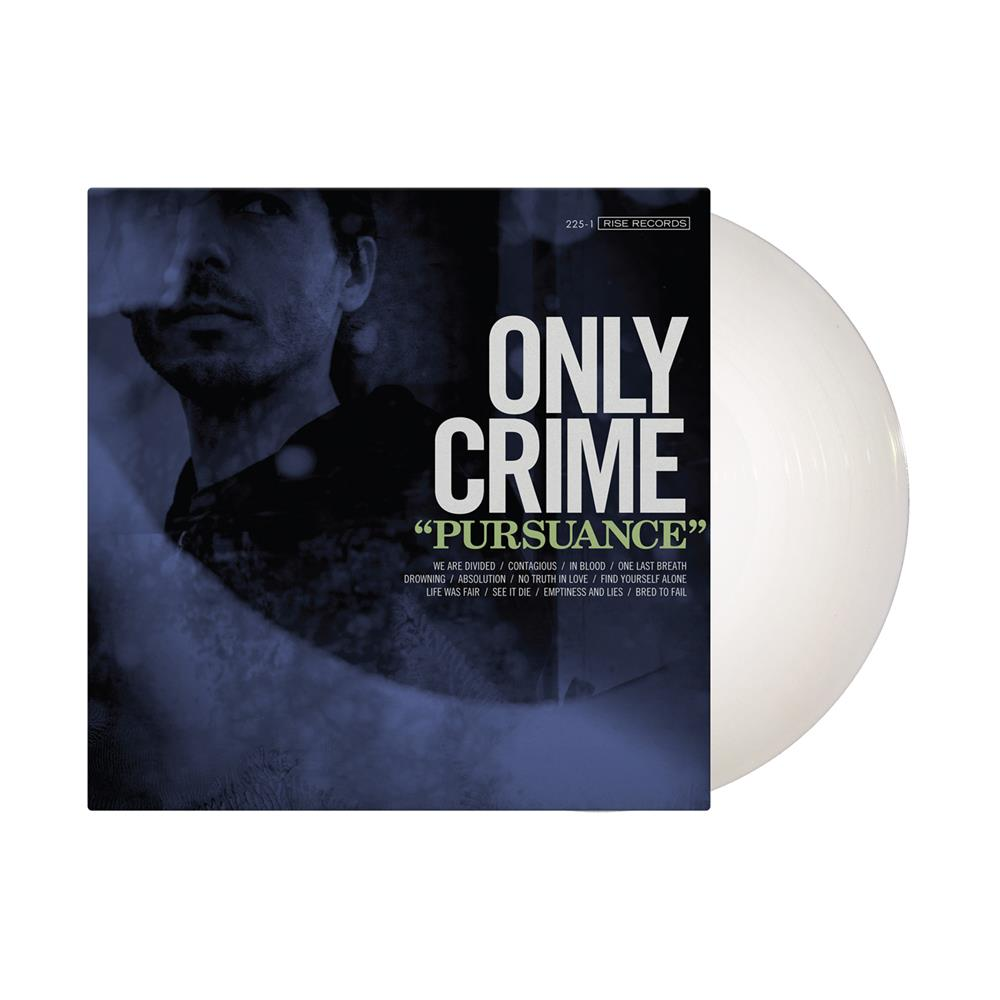 *ALMOST SOLD OUT VINYL* Pursuance White LP