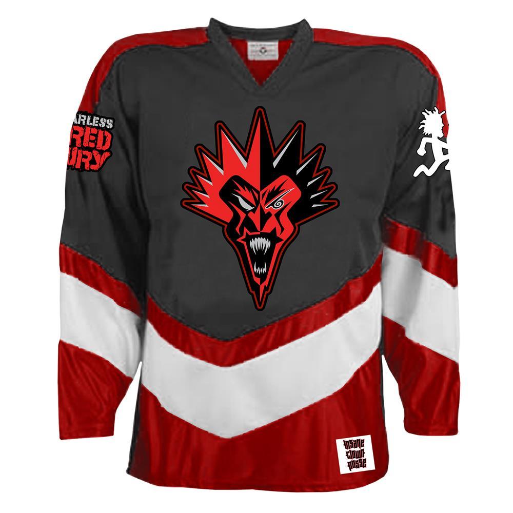 Fearless Fred Fury Grey Hockey