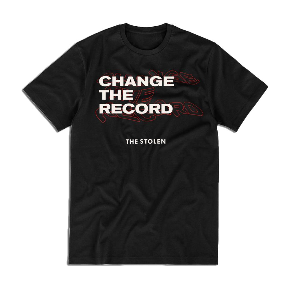Change The Record Black