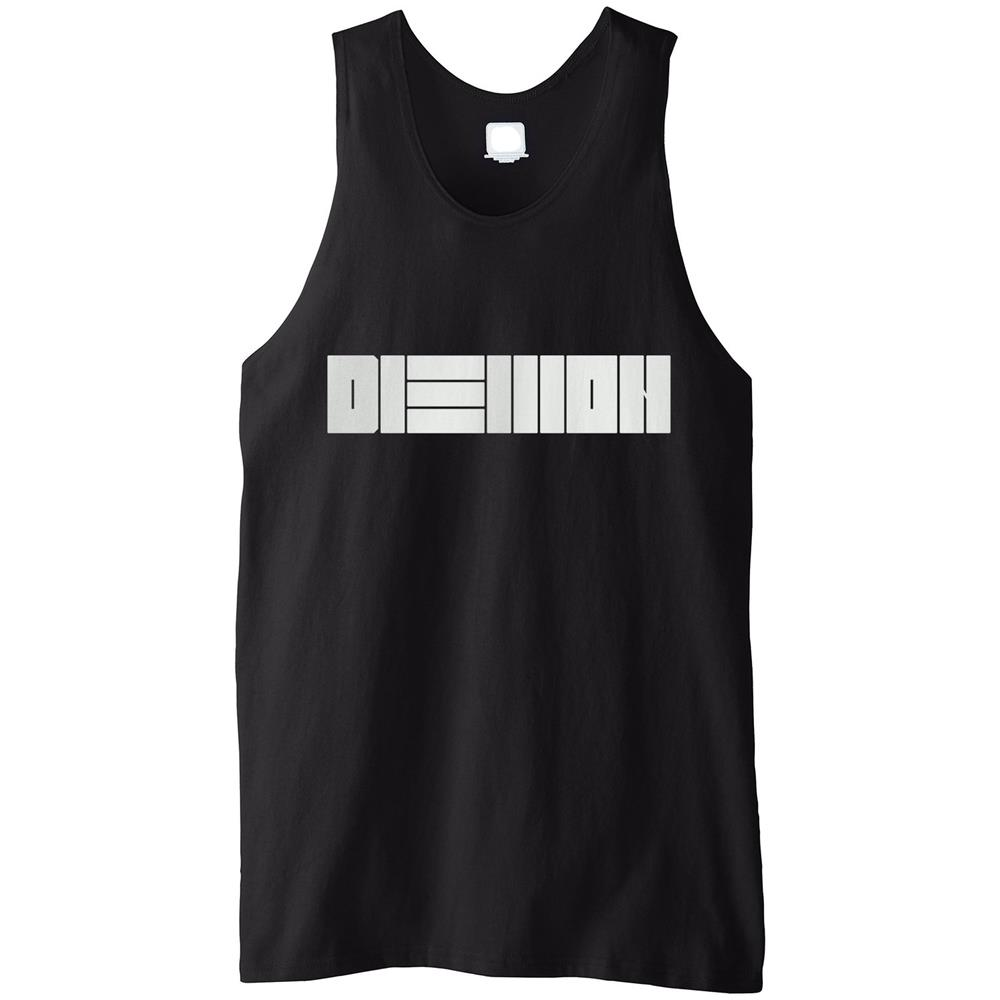 DIEMON Mens Black