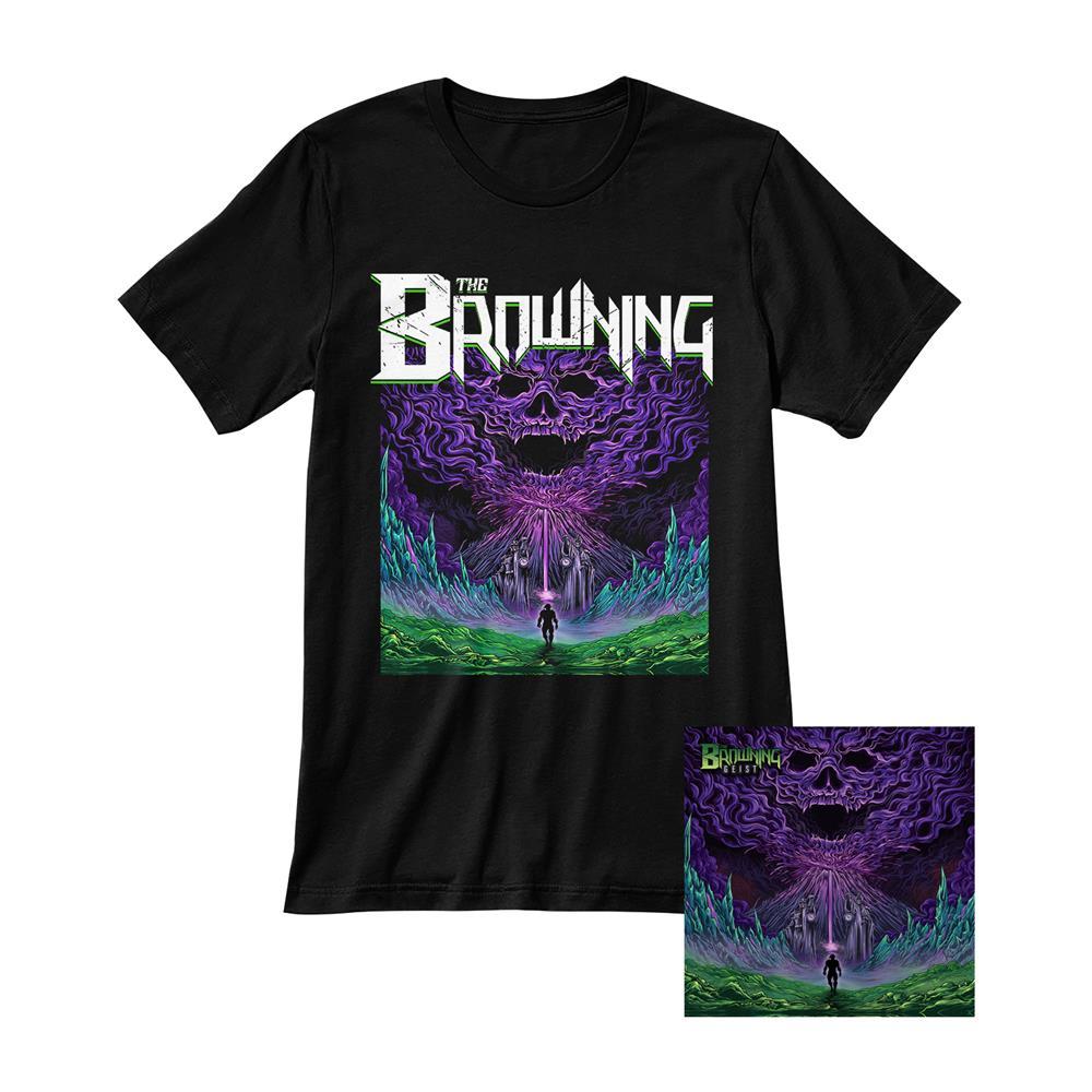 Geist CD/T-Shirt
