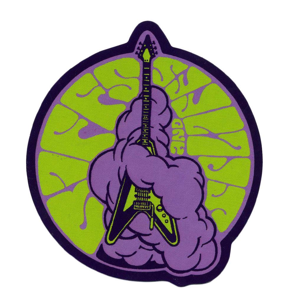Riffs & Spliffs Green/Purple