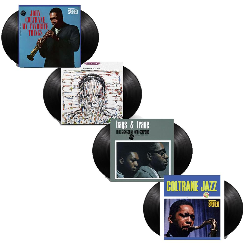 John Coltrane Vinyl Bundle