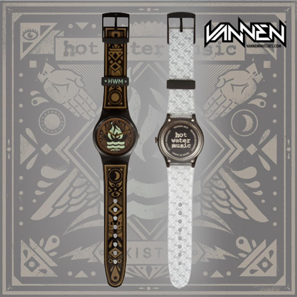 Exister - Signed Custom Vannen Watch