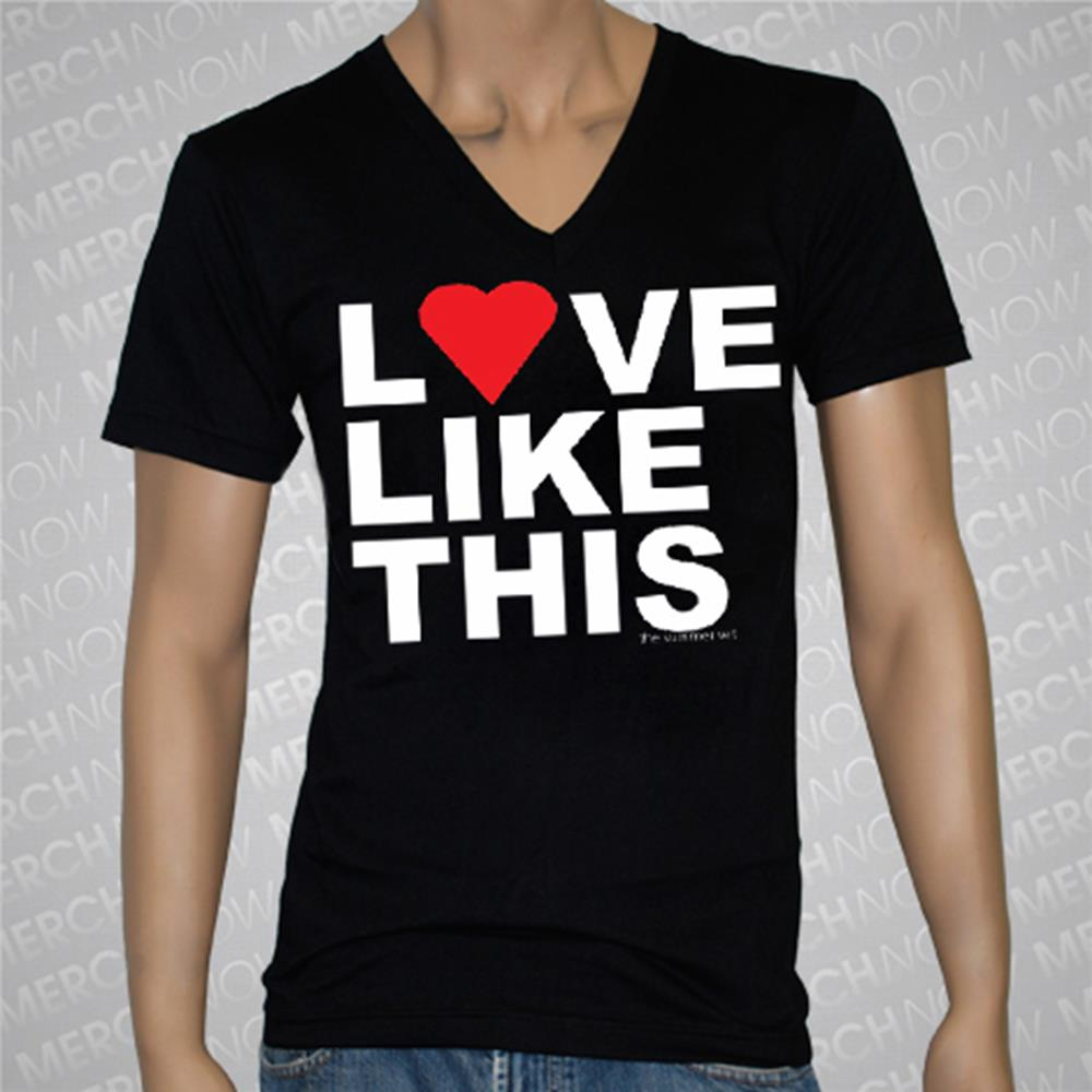 Love Like This V-Neck Black