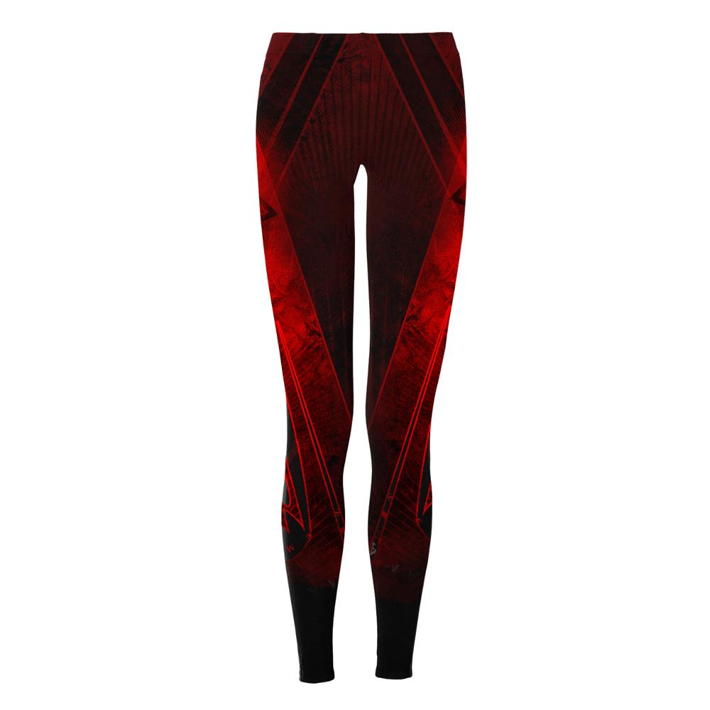 MAXIMALISM Black Leggings
