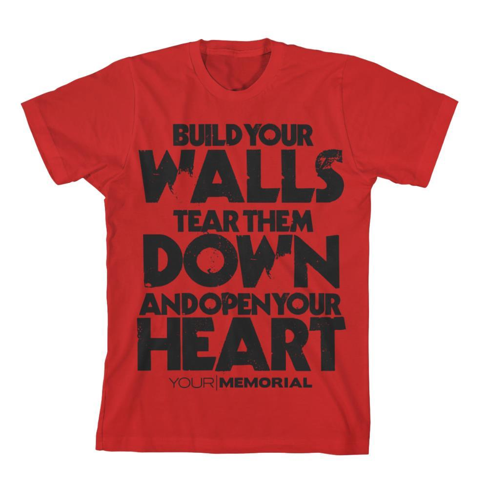 Build Your Walls Red $7 Sale *Small Only*