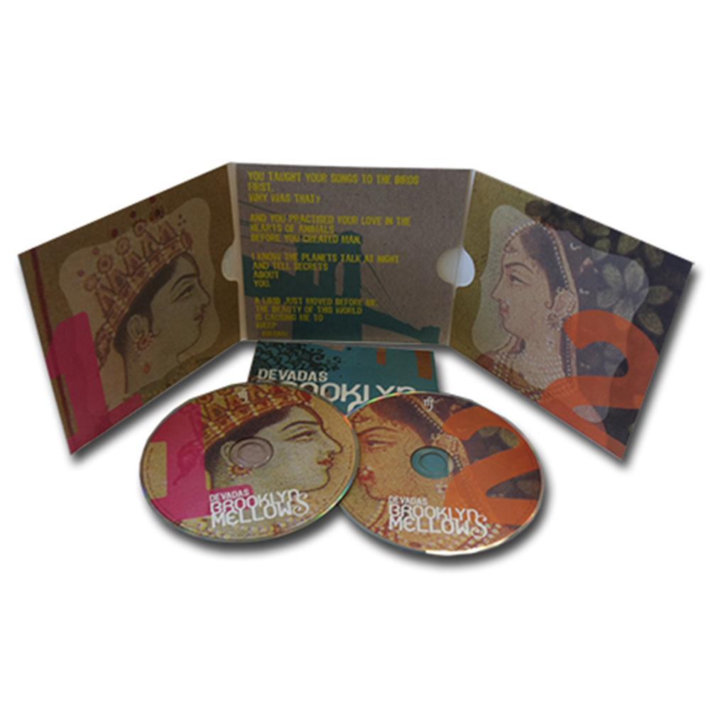 Brooklyn Mellows Double-Disc