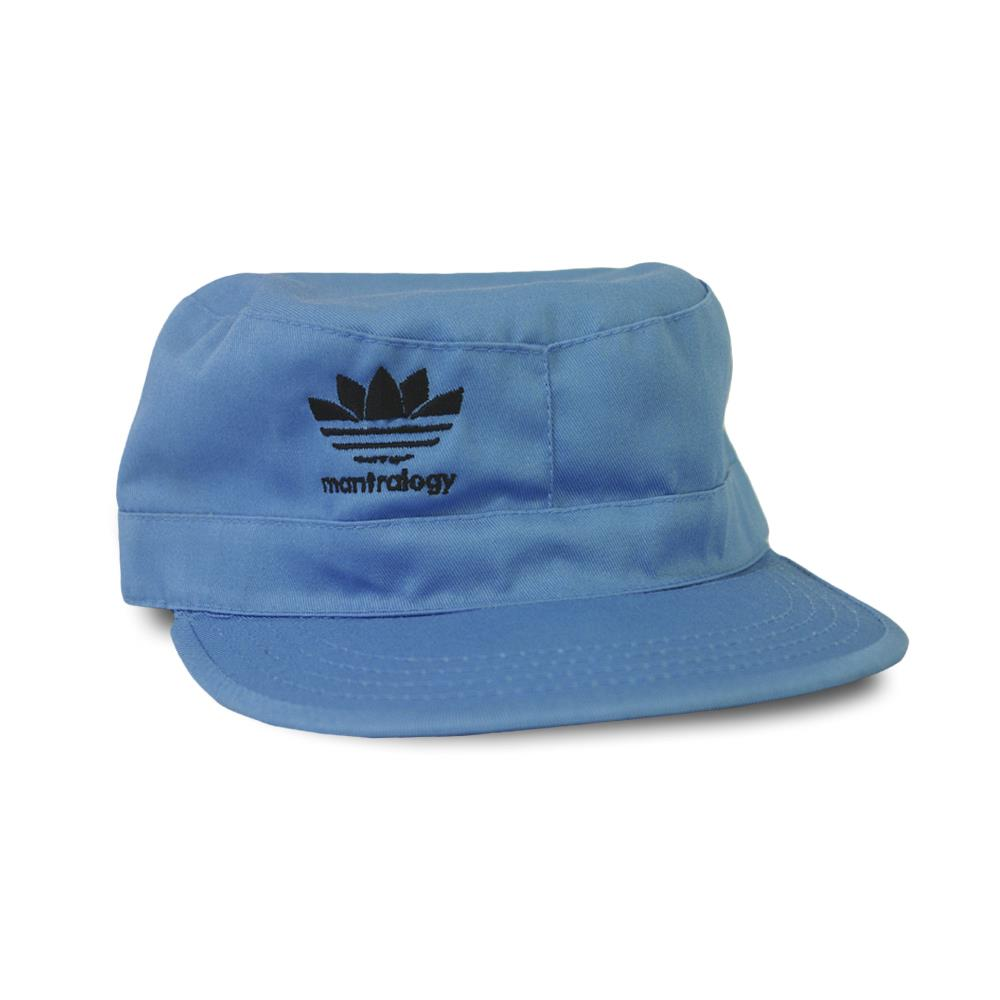 Mantralogy Logo Baby Blue Hat/