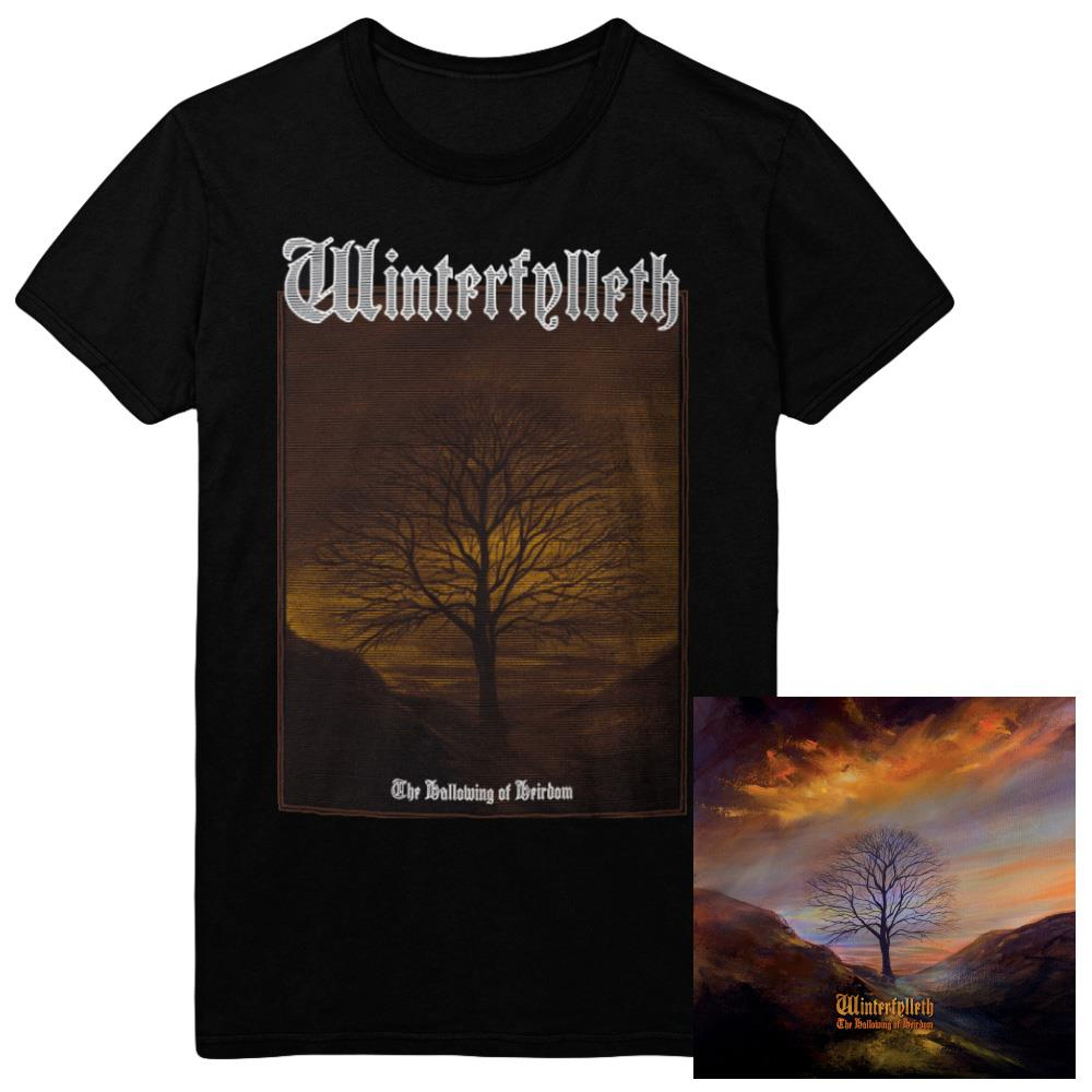 The Hallowing of Heirdom CD/T-Shirt