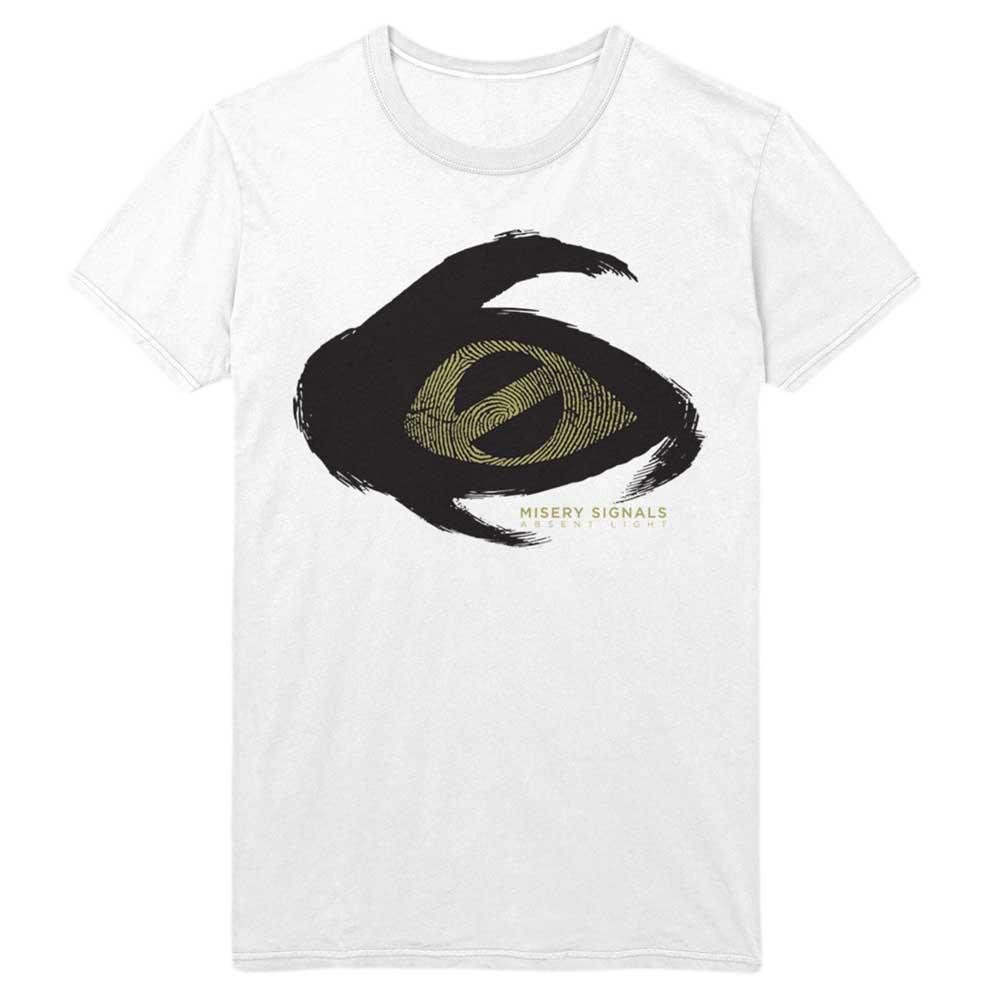 Big Eye White T-Shirt