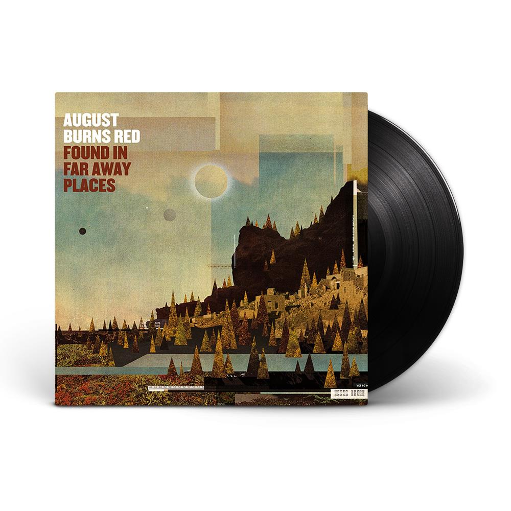 Found In Far Away Places Black Vinyl LP