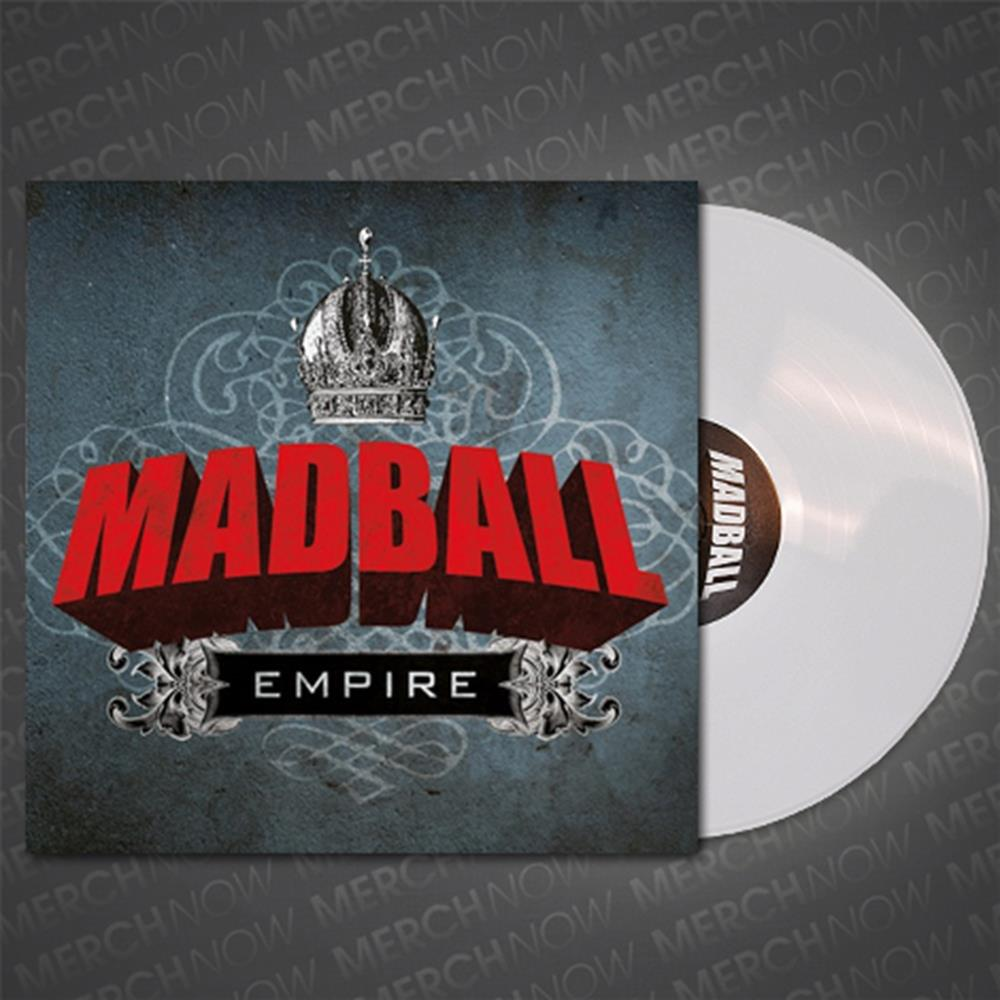 Empire White LP