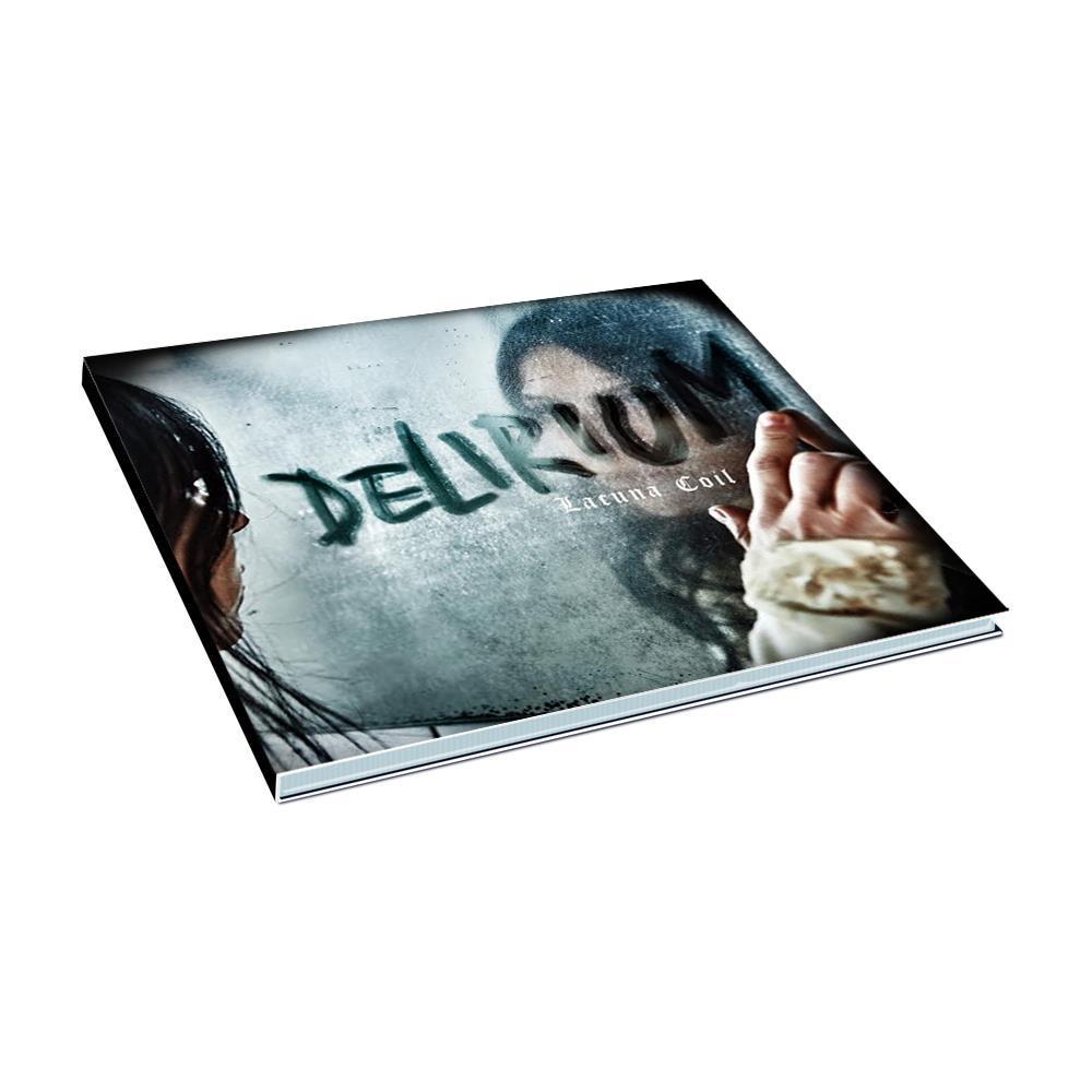 Lacuna Coil - Delirium Deluxe Edition Digipak