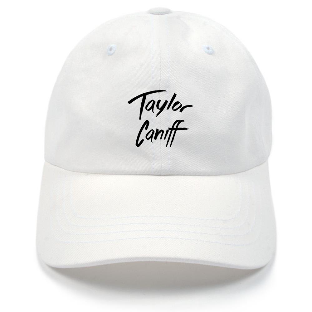 Logo White Polo Hat