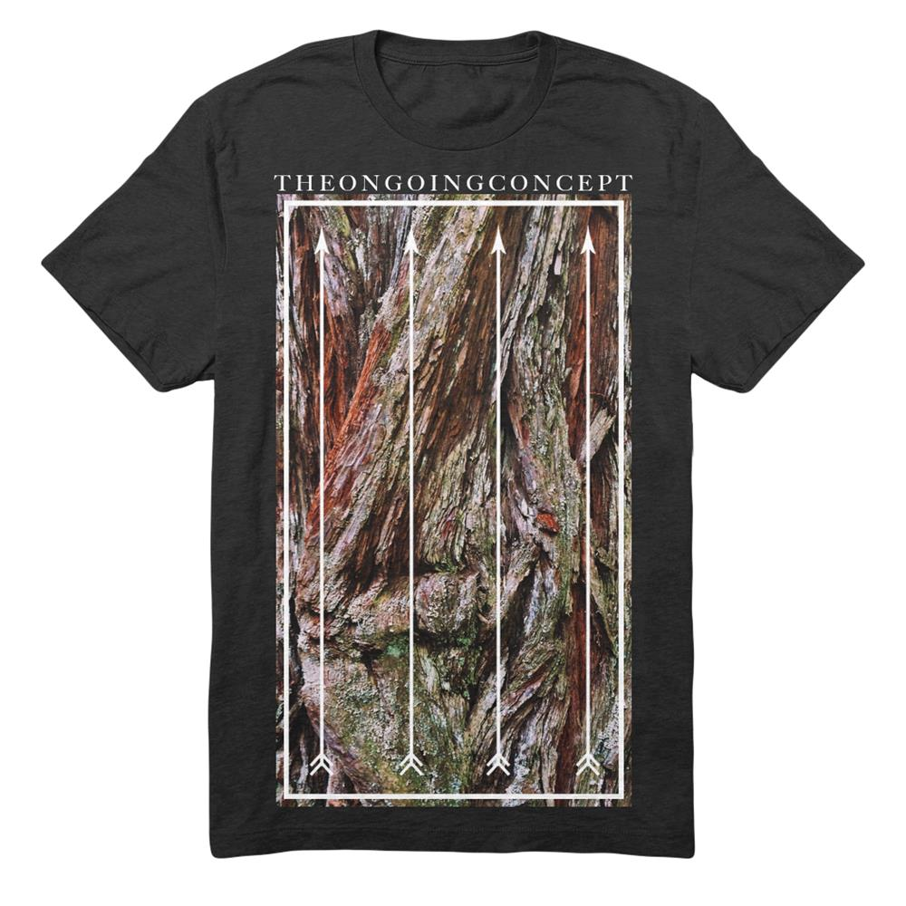 Tree Trunk Black
