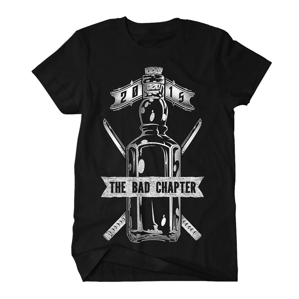 Bottle Black T-Shirt