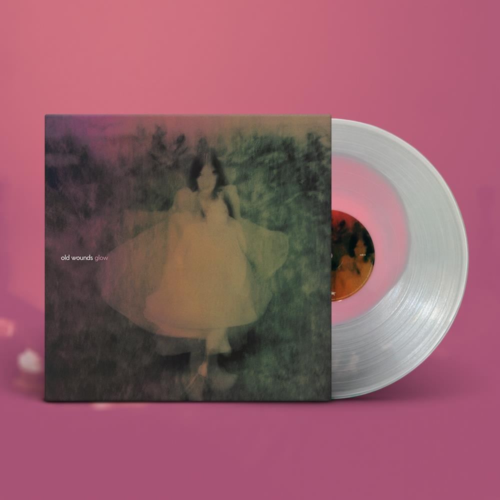 Glow LP Clear W/ Pink Color In Color