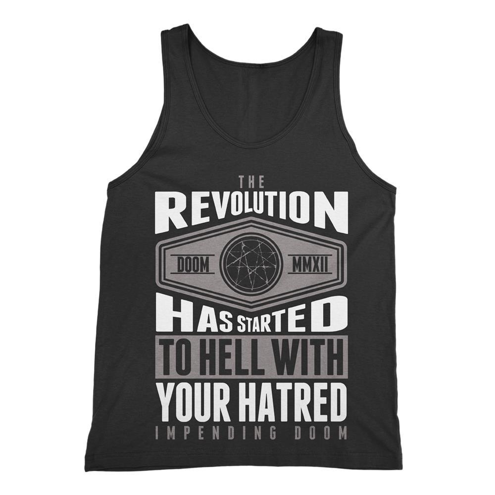 Revolution Black Tank Top