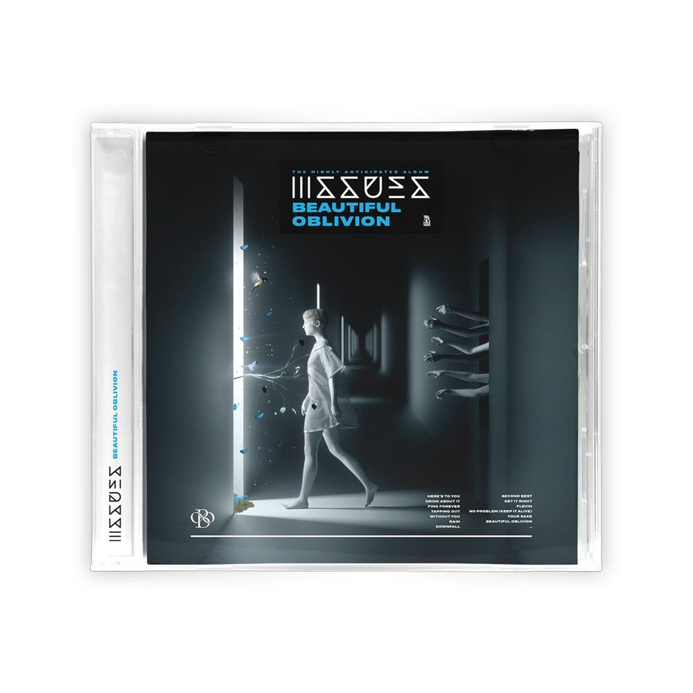 Beautiful Oblivion CD + Digital