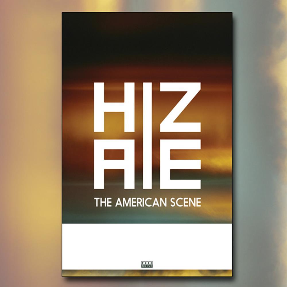 Haze Album Poster