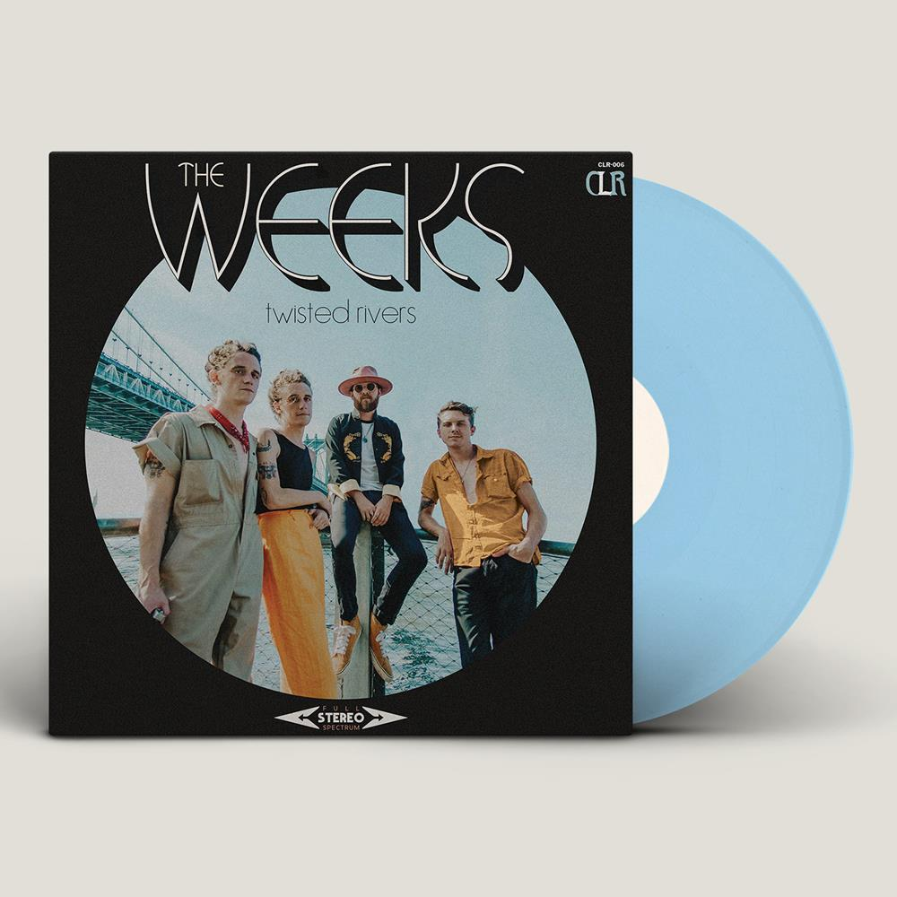 Twisted Rivers Vinyl + Digital