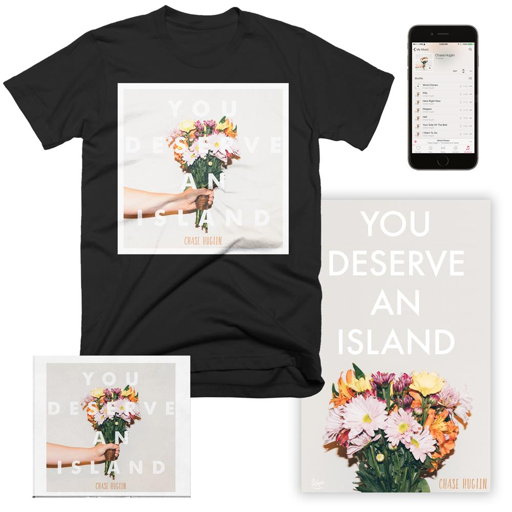 CD + Album Tee + Download + Poster