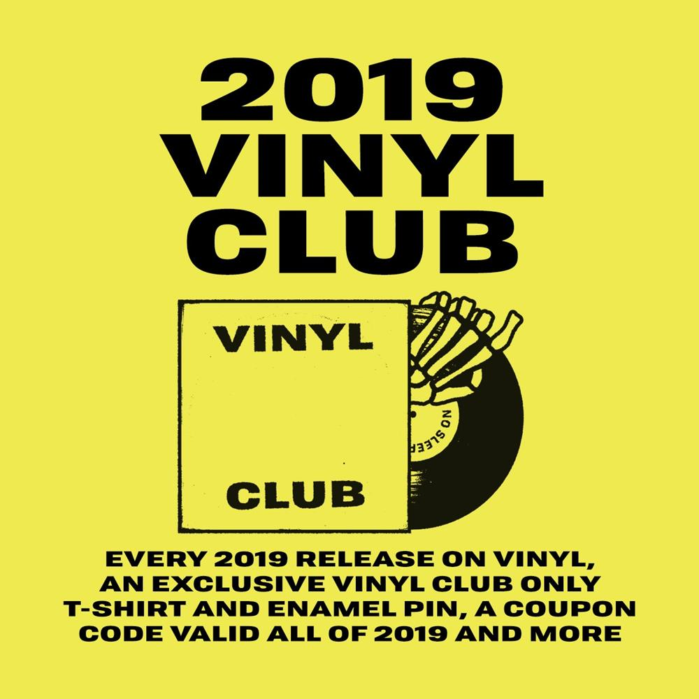 2019 Vinyl Subscription Club