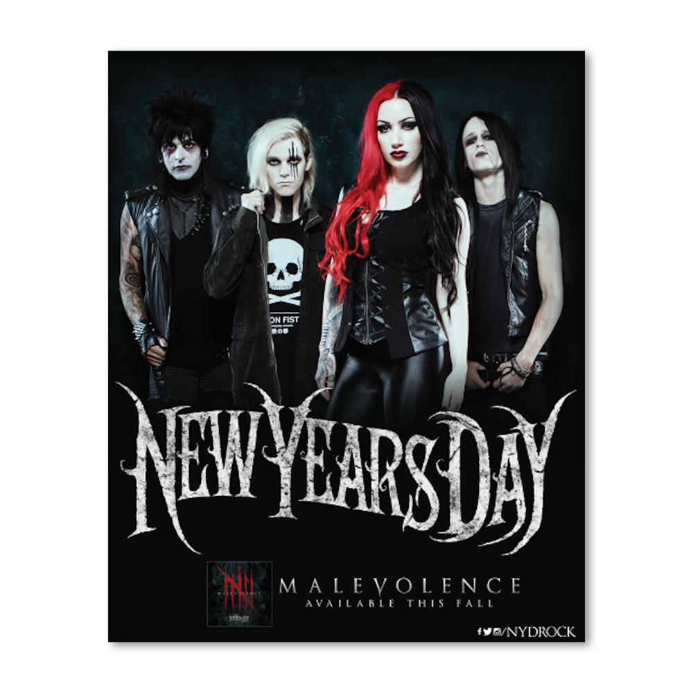 Download New Year Day Band