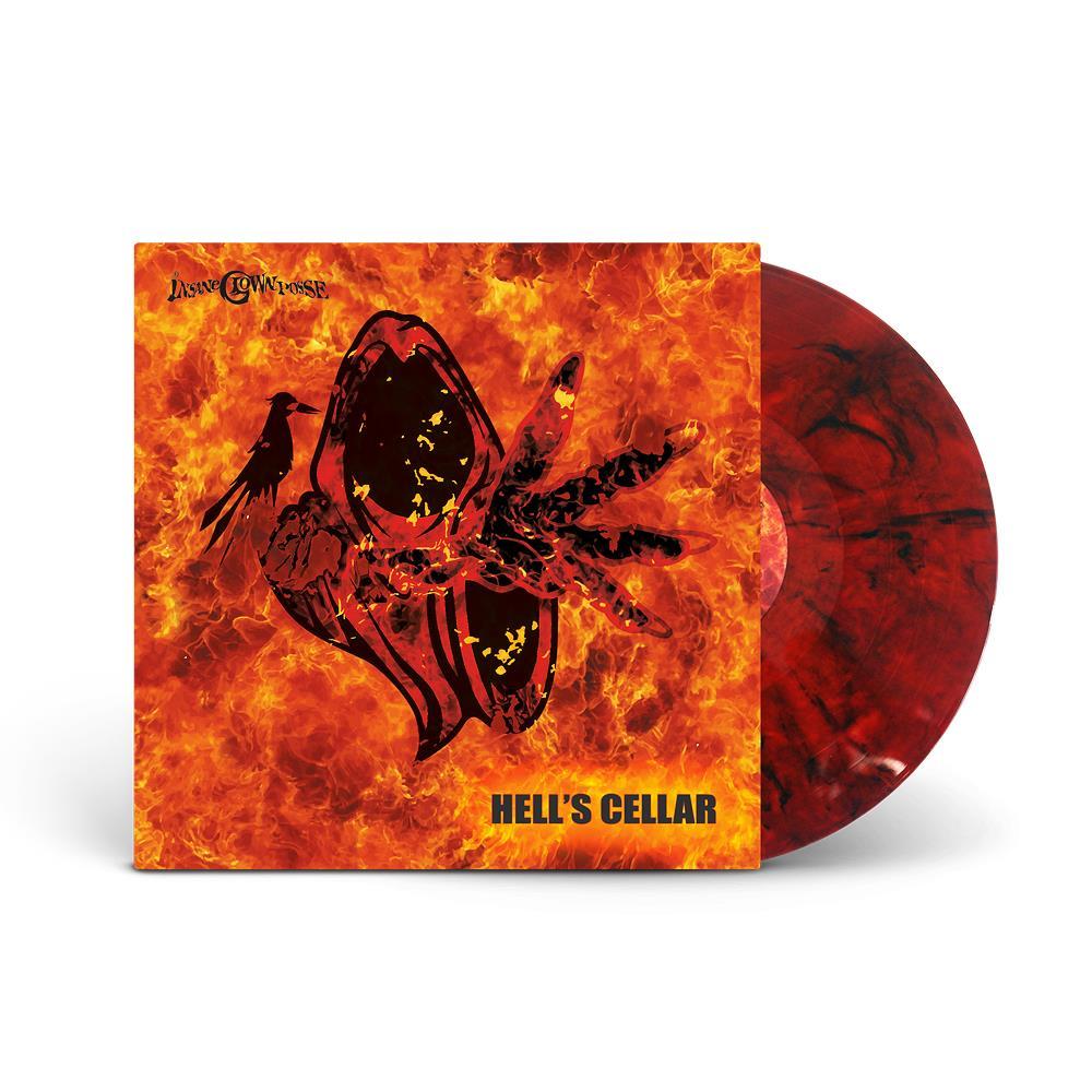 Hell's Cellar Vinyl