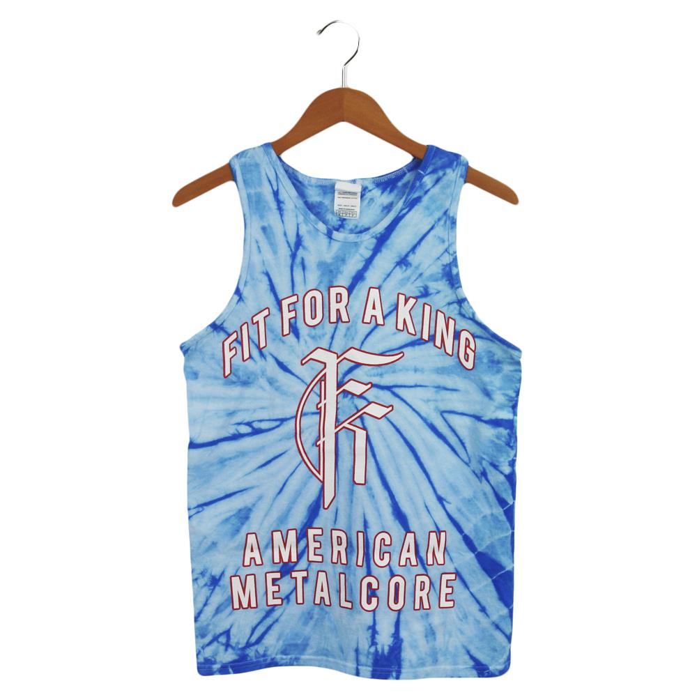 American Metalcore Tie Dye