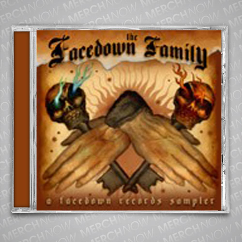 V/A Facedown Family