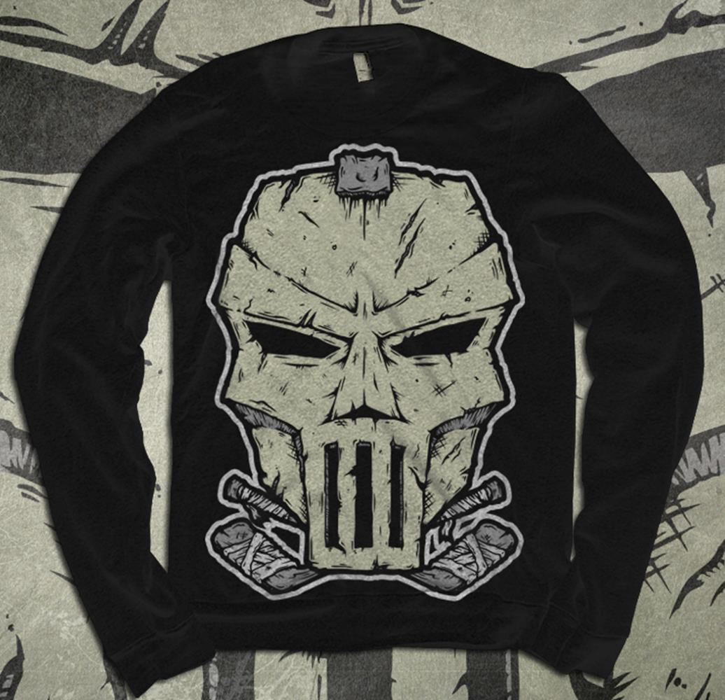 Vigilante Black Crewneck