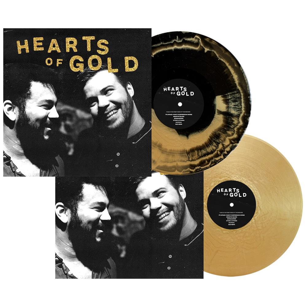 Hearts of Gold LP Bundle