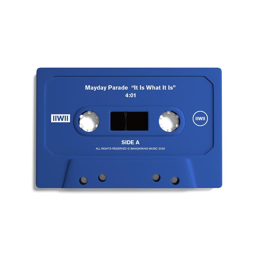 It Is What It Is Blue Cassette/Digital