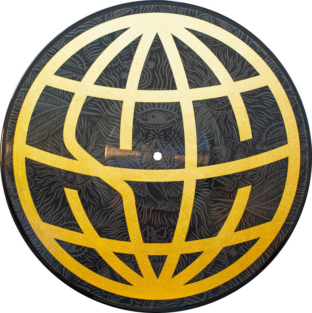 Around The World And Back Picture Disc