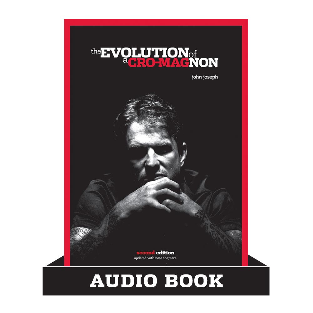 Second Edition - The Evolution of a Cro-Magnon Audio