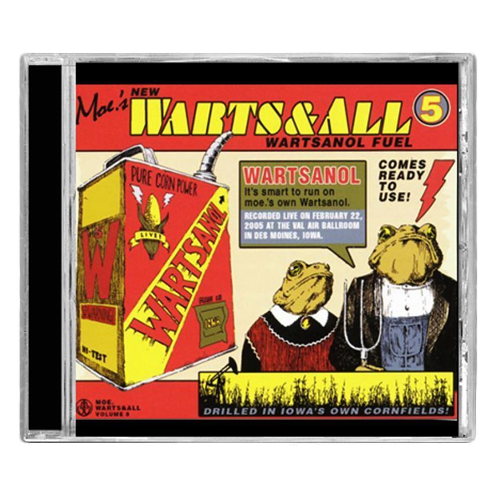 Warts & All - Vol. 5