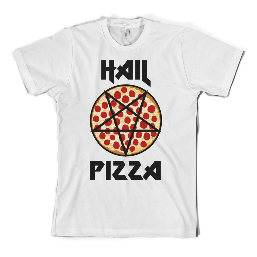 Hail Pizza White