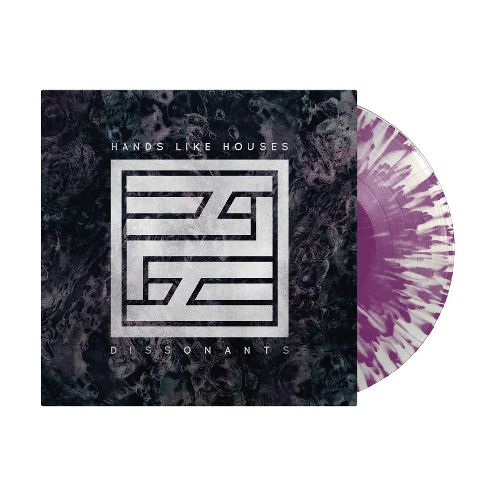 Dissonants Clear W/ Purple Splatter