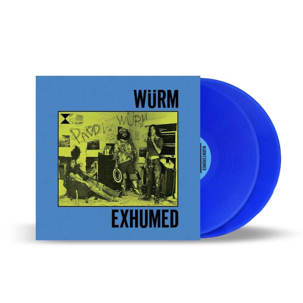 Exhumed Blue 2xLP