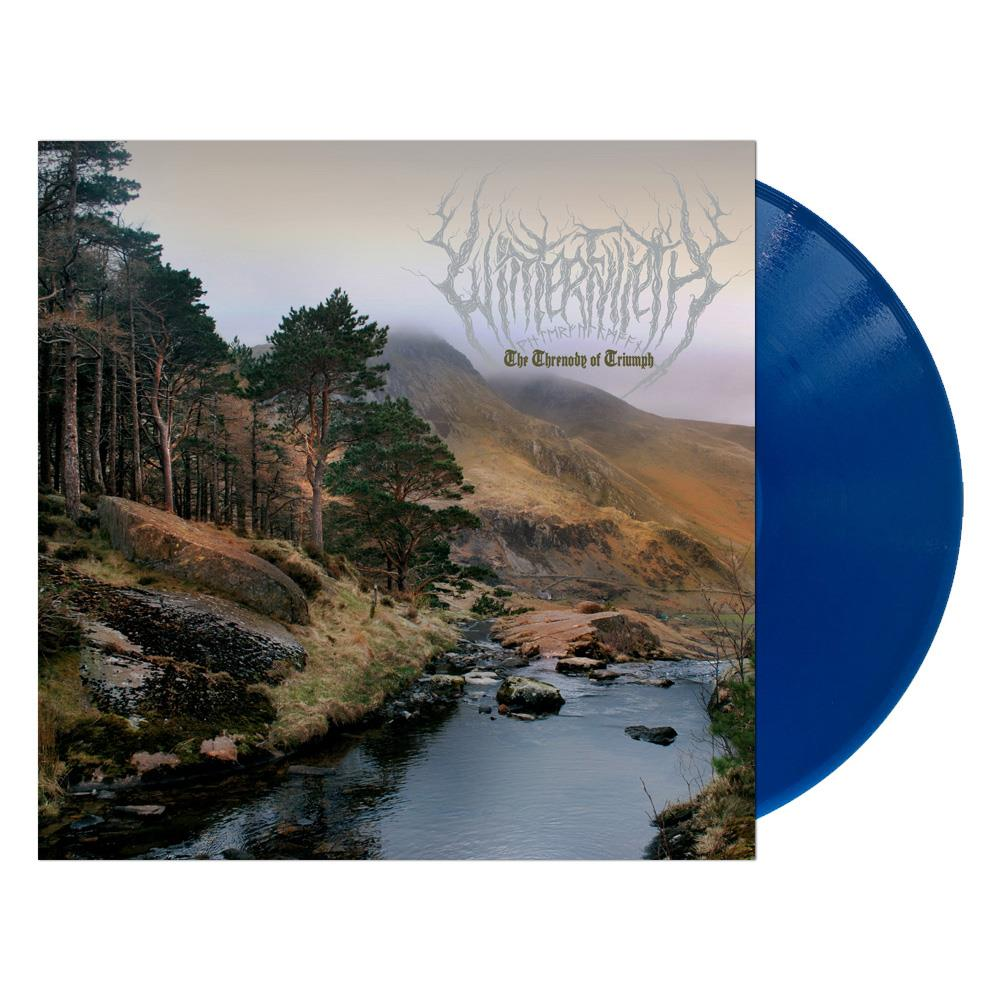 The Threnody Of Triumph Blue 2xLP