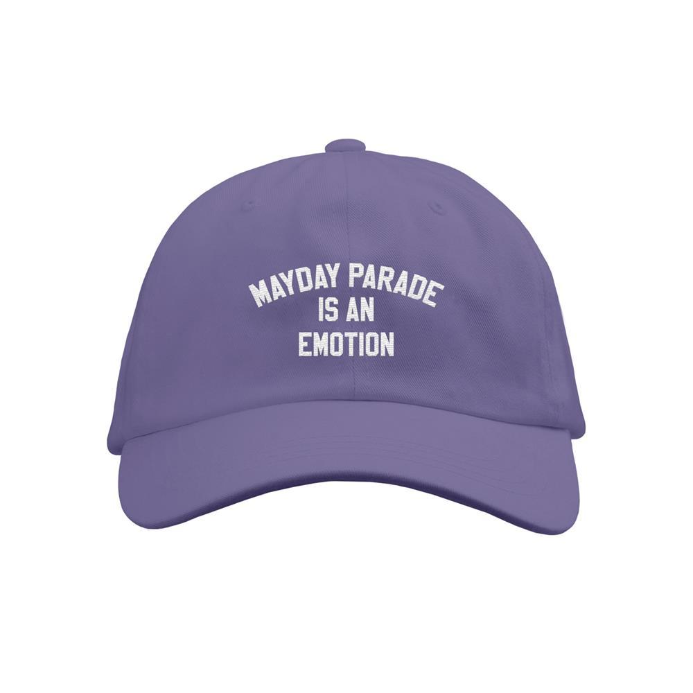 Is An Emotion Lavender Dad Hat